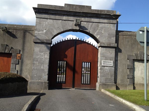 St Stephens Military Barracks, Kilkenny 2