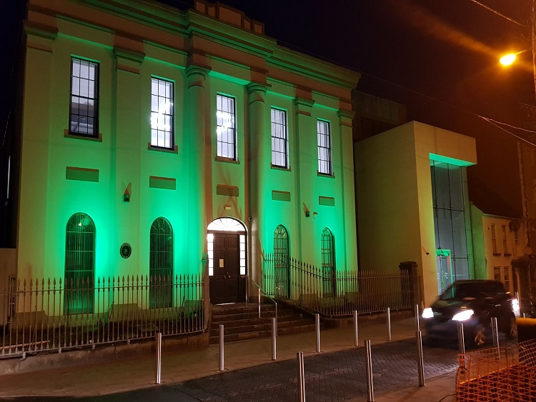 Carrick On Suir Town Hall
